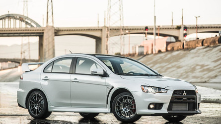 2015 Mitsubishi Lancer Evolution Final Edition launched in United States [videos]