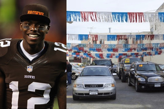 Suspended Browns WR Josh Gordon Spending His Offseason Selling Cars