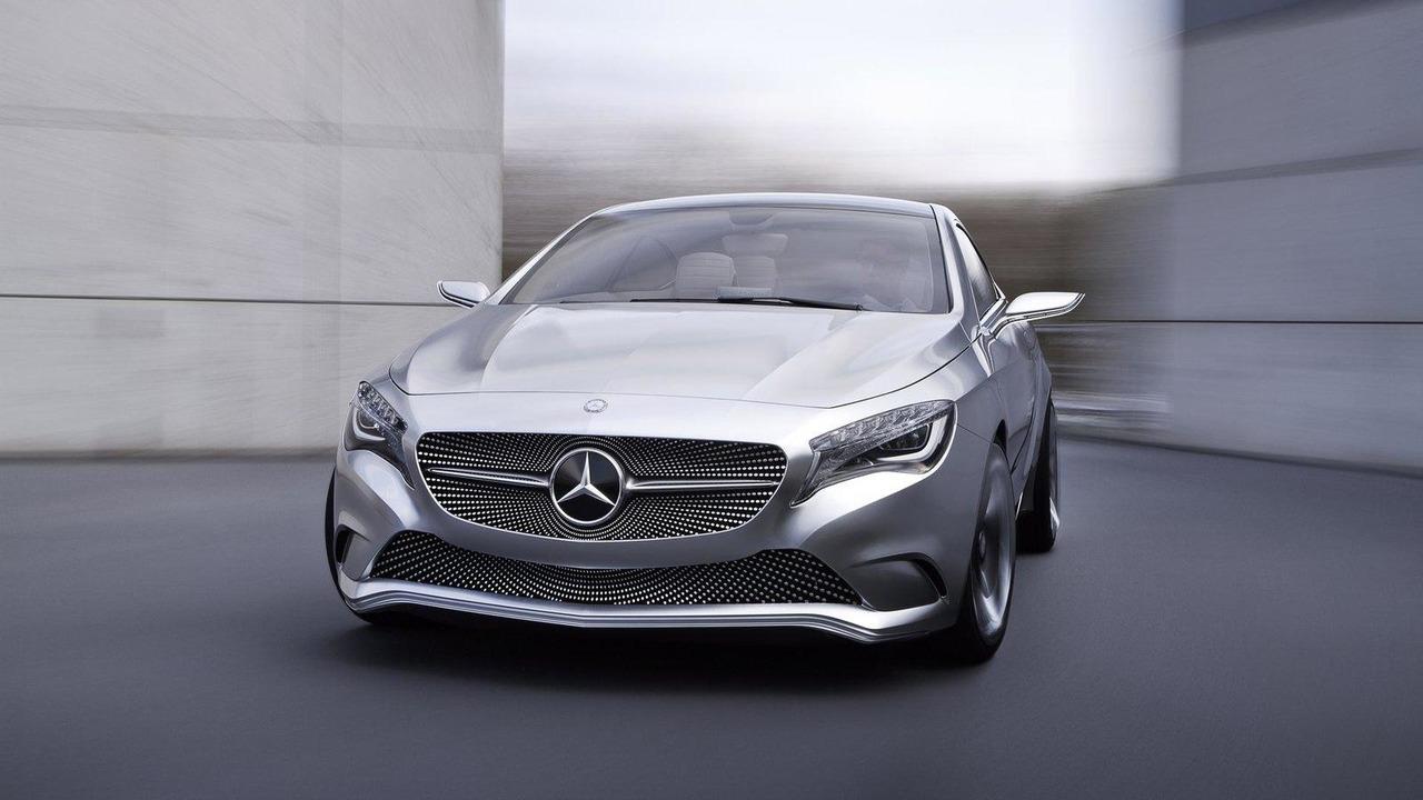Mercedes A-Class Concept 19.04.2011