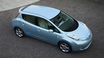 Nissan Leaf named 2011 World Car of the Year