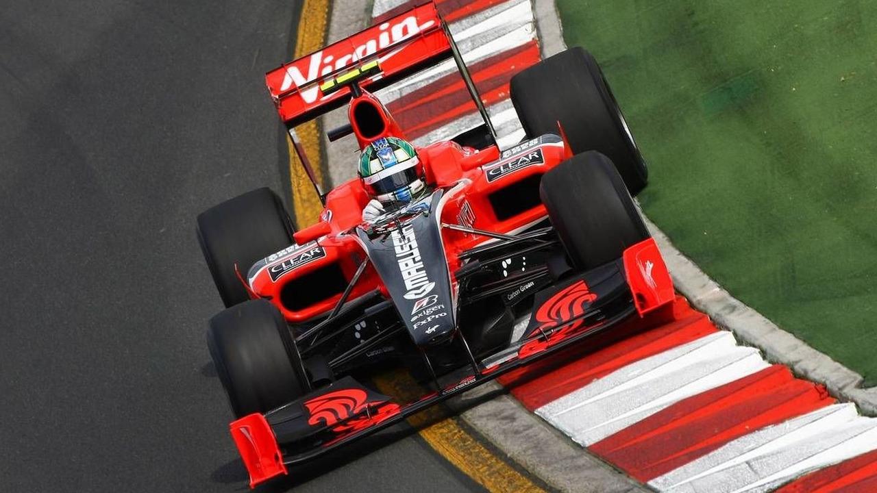 Lucas di Grassi (BRA), Virgin Racing VR-01, Australian Grand Prix, 26.03.2010 Melbourne, Australia
