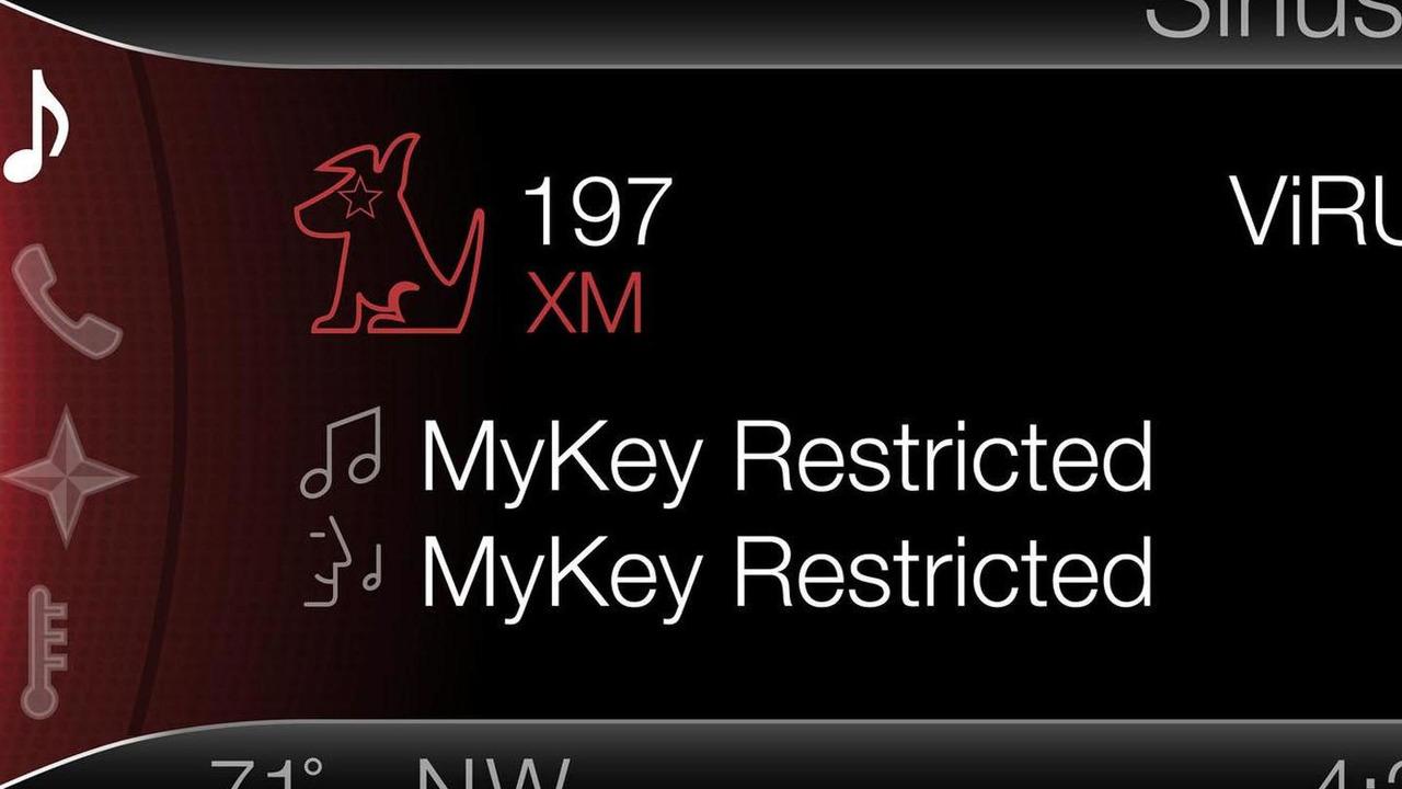 2011 Ford MyKey - 12.30.2010