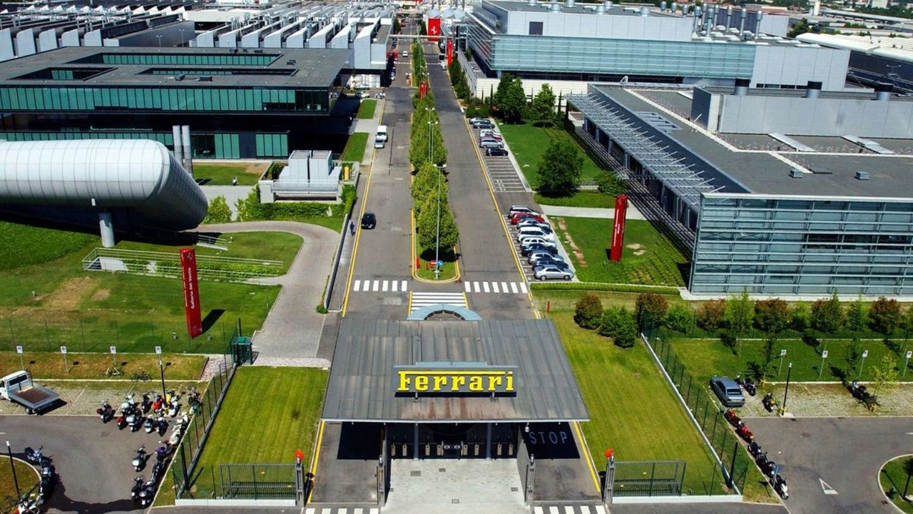 Ferrari headquarters, Maranello, Italy - 16.02.2010