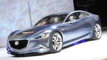 Mazda Shinari Concept - 2010 Los Angeles Auto Show