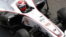 Team must solve car pace riddle - Sauber