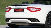 Novitec tunes the Maserati GranCabrio