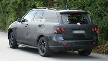 2013 Mercedes-Benz ML-Class prototype spy photo