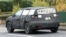 New Acura Crossover Spied with X6 Ambitions