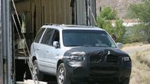2007 Acura RD-X SUV First Photos & 2006 Honda Pilot facelift