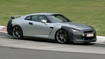 SPY PHOTOS: Nissan GT-R at Nurburgring