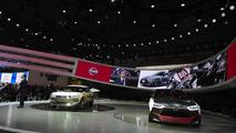 Nissan IDx Freeflow and IDx Nismo at Tokyo Motor Show 20.11.2013