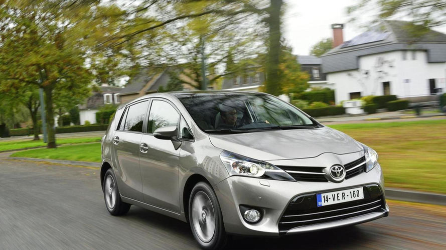 2014 Toyota Verso gets detailed, offers a BMW-sourced engine