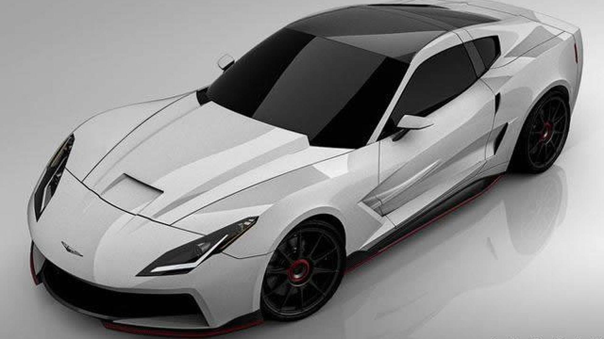 Supervettes releases aero kit for Corvette C6
