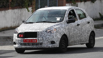 Spy shots show possible next-gen Ford Ka