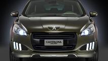 Carrozzeria Castagna creates a one-off Peugeot 508 RXH [video]