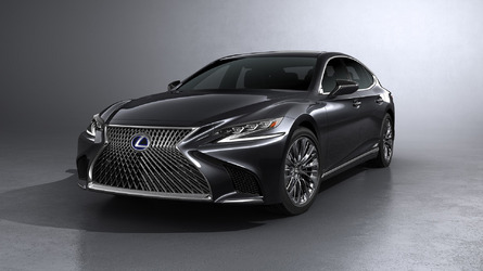 Lexus Officially Debuts In India With Trio Of Models