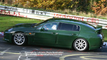 SPY PHOTOS: Porsche Panamera Latest