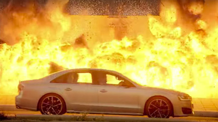 The Grand Tour makes an explosive impression in latest teaser