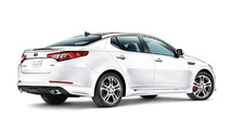Kia Optima SX Limited 08.2.2012