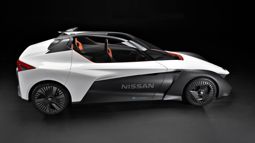 Nissan EV sports car is possible, but not until 2020