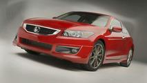 Honda Factory Performance (HFP) Accord Coupe at SEMA