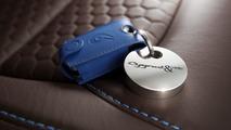 Aston Martin Cygnet & Colette limited edition 23.06.2011