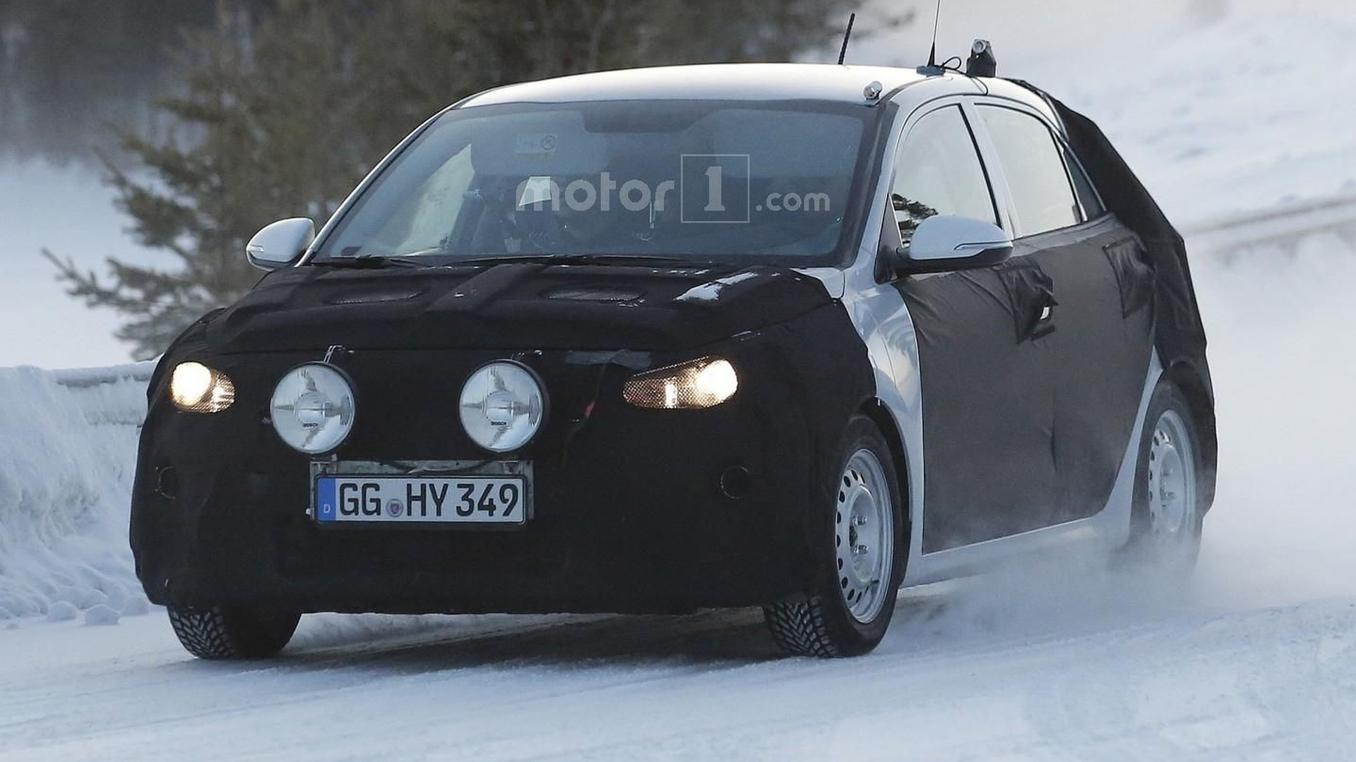 Kia Rio GT due 2018 with 180-hp 1.6-liter engine?