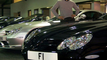 Afzal Kahn turns down six million pound offer for F1 license plate - report