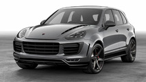 TopCar previews 2015 Porsche Cayenne tuning kit