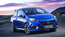 Opel Corsa OPC breaks cover with 207 HP