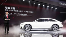 Audi Prologue Allroad concept at Auto Shanghai 2015