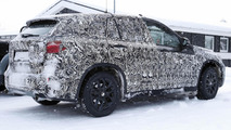 2016 BMW X1 spied inside and out; M35i version to pack 350 HP?