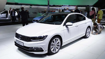 2015 Volkswagen Passat R-Line at 2014 Paris Motor Show