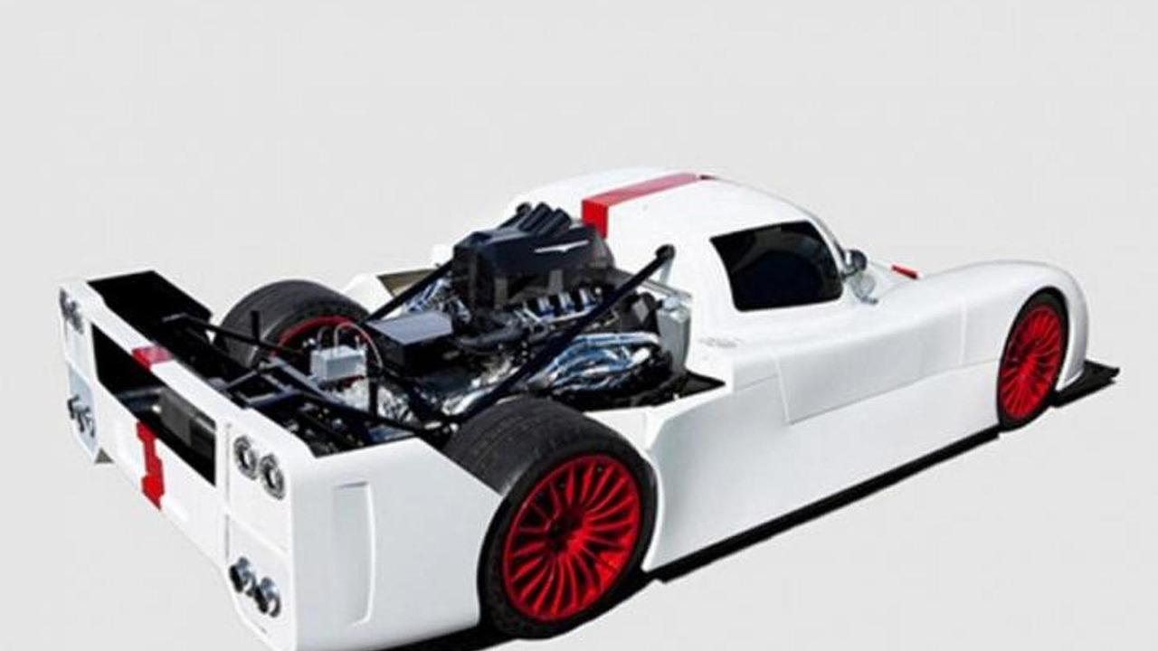 Fahlke Larea GT1 S12