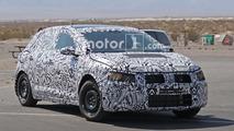 2017 VW Polo Spy Photos