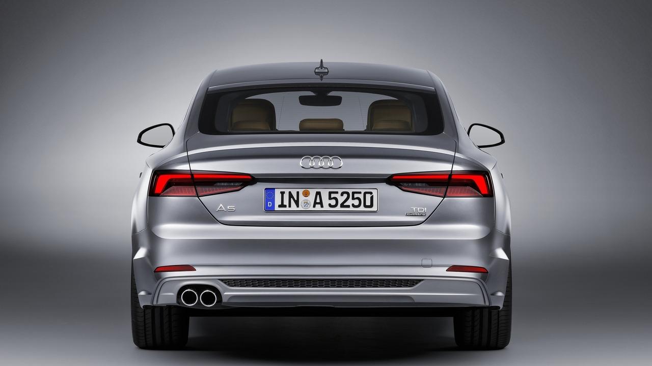 VWVortex.com - Second-gen Audi A5 Sportback unveiled ahead ...
