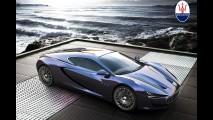 Maserati Bora Concept by Alex Imnadze
