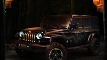 Jeep Wrangler Dragon Design Concept - 23.4.2012