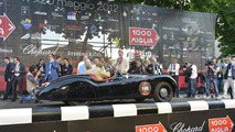 Jaguar Heritage Racing at the 2012 Mille Miglia 18.5.2012