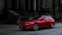 OFFICIAL: 2014 Mazda6 wagon set for Paris debut