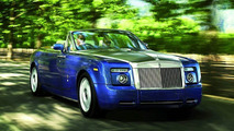 1st Rolls Royce Phantom Drophead Coupe Auctionsed for $2 Million (US)
