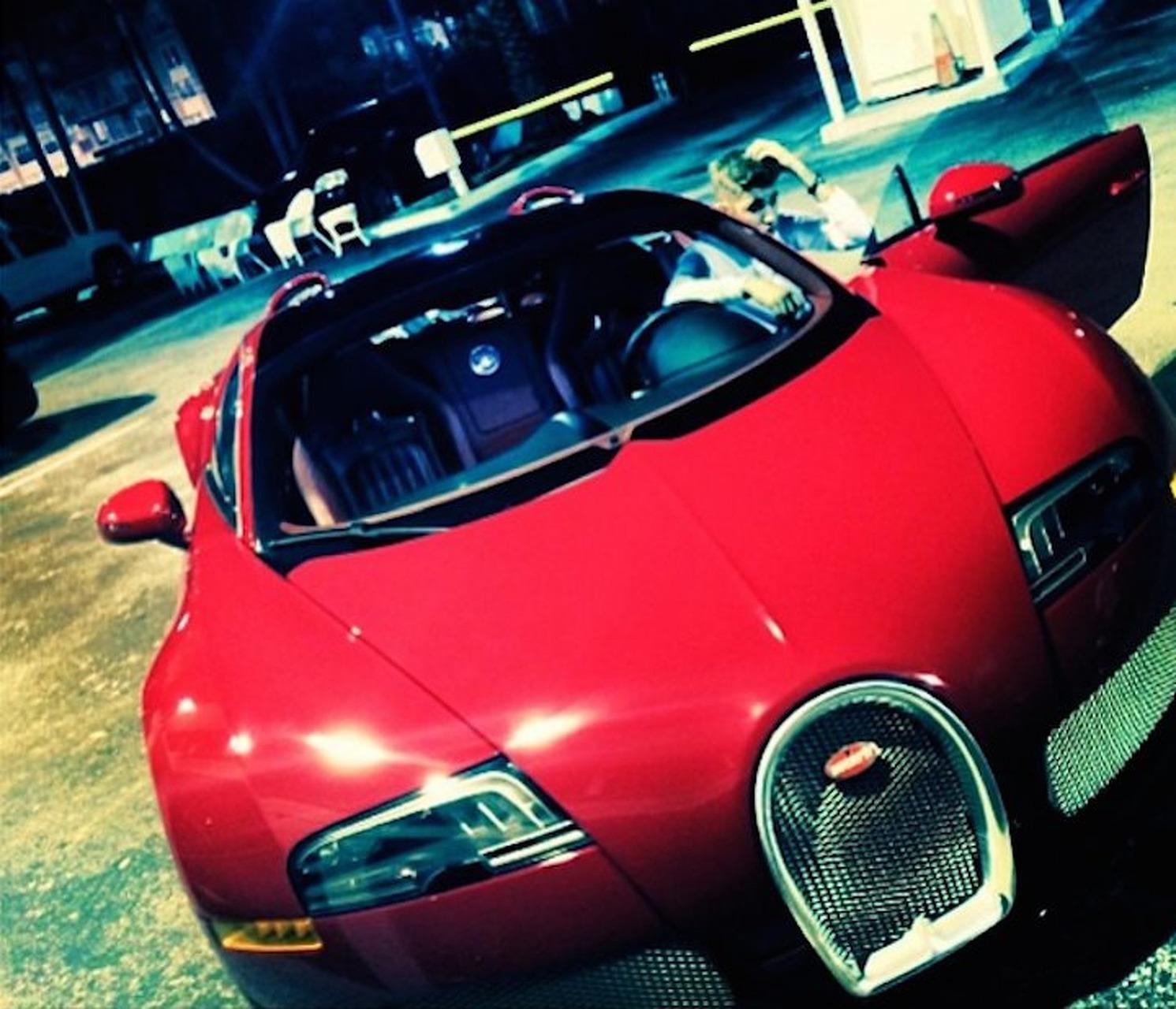 Birdman Just Gave Justin Bieber A New Bugatti