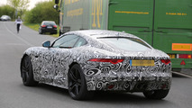 2017 Jaguar F-Type spy photo