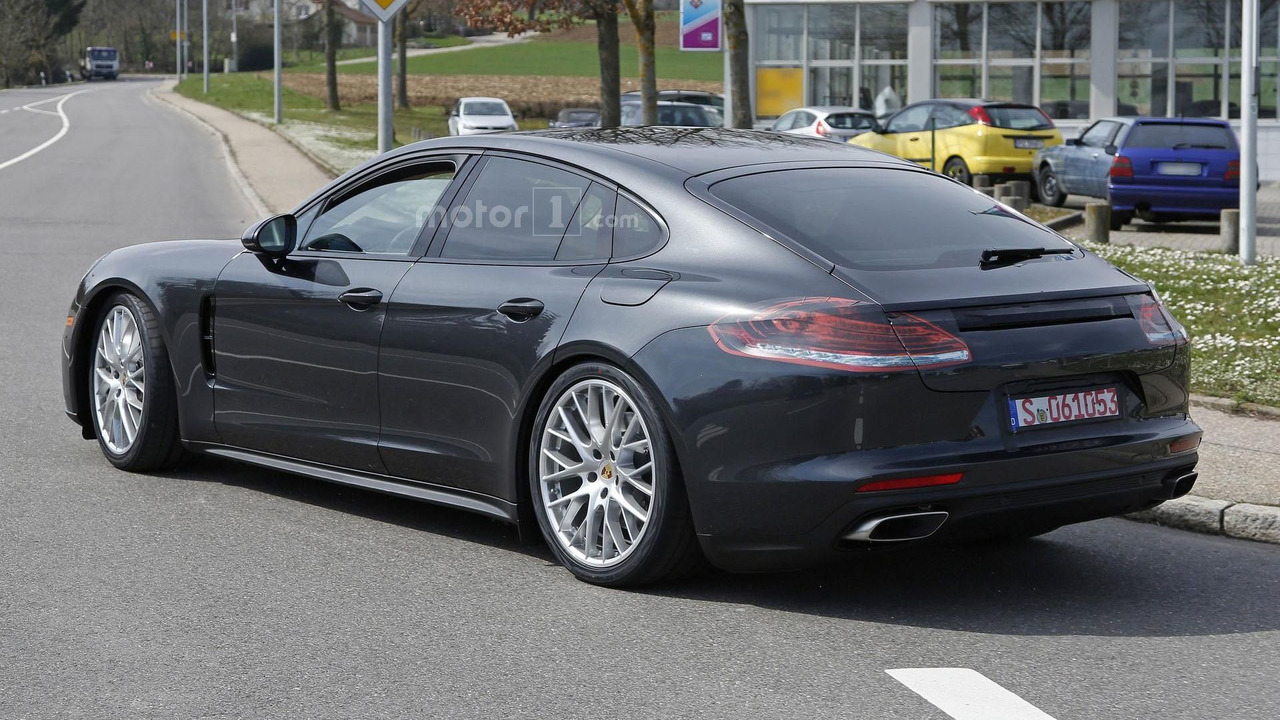 Could a two-door Panamera be coming from Porsche? | Motor1.com