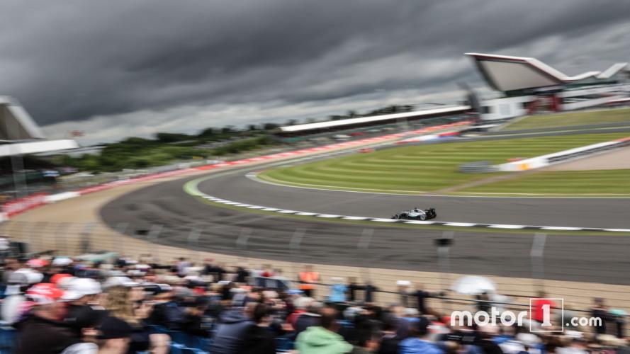 Live: F1 British Grand Prix - Race
