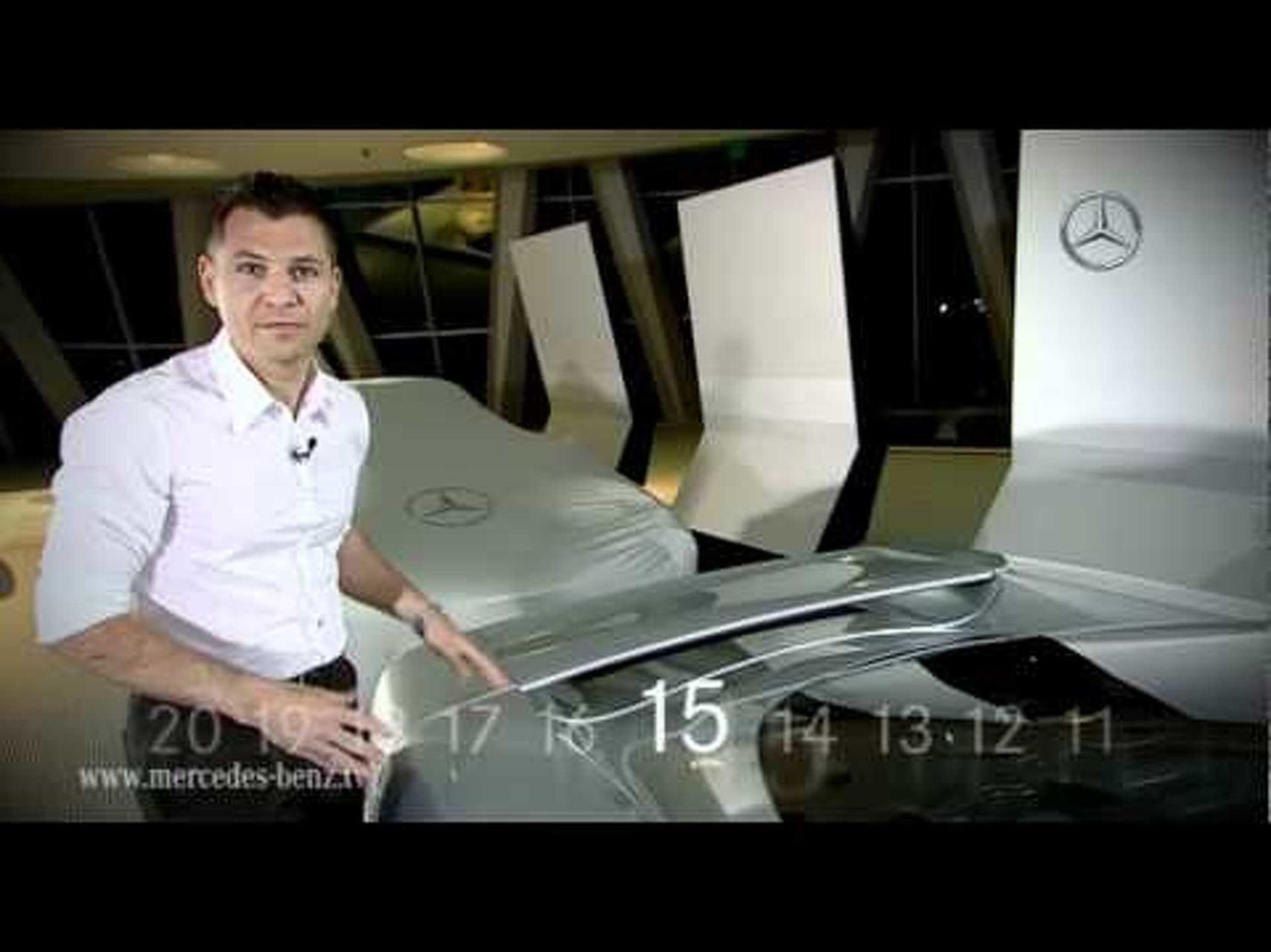 In 60 Sec.: Mercedes-Benz C 112