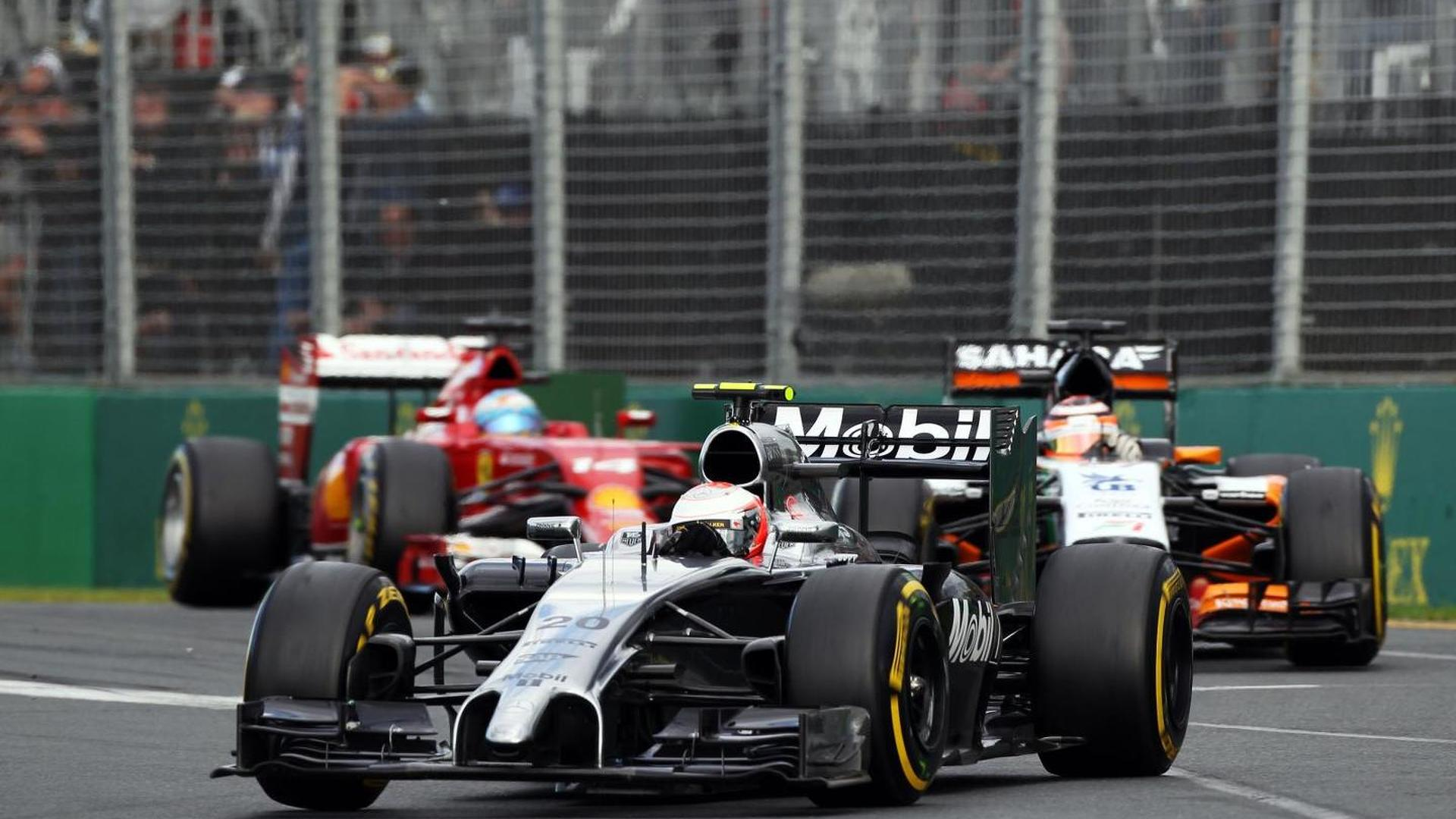Magnussen can win titles after 2015 'pause' - Dennis