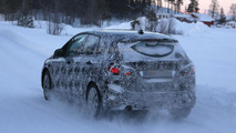 2014 BMW 2-Series Active Tourer spied near the Arctic Circle