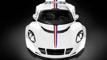Hennessey Venom GT World's Fastest Edition revealed, celebrates 270 mph speed record