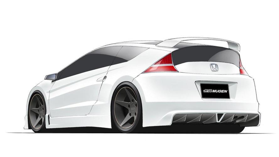 Honda CR-Z MUGEN previewed for UK